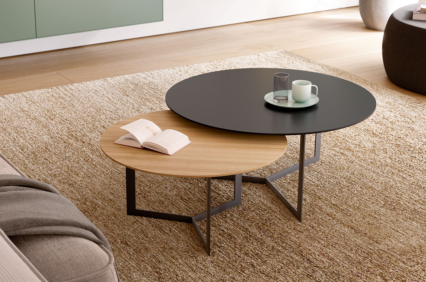 Kabi coffee table Treku