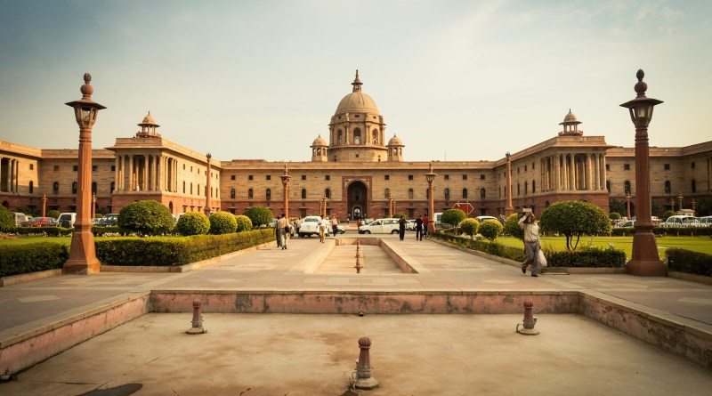 Central Secretariat South Block, Lutyens, New Delhi