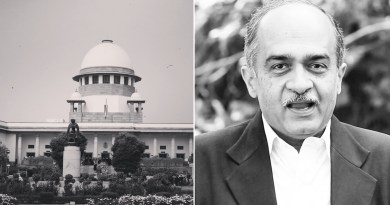 Supreme Court and Prashant Bhushan