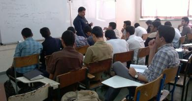 Legal Sensitisation classes in classes for young adults