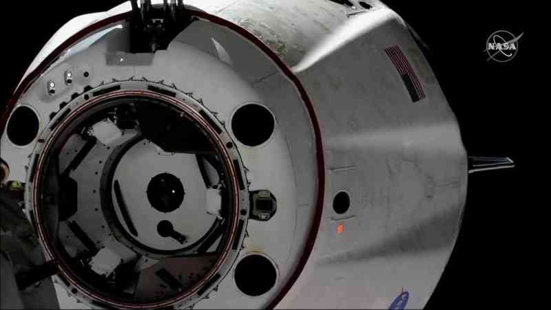 SpaceX's Crew Dragon spacecraft | Indus Dictum
