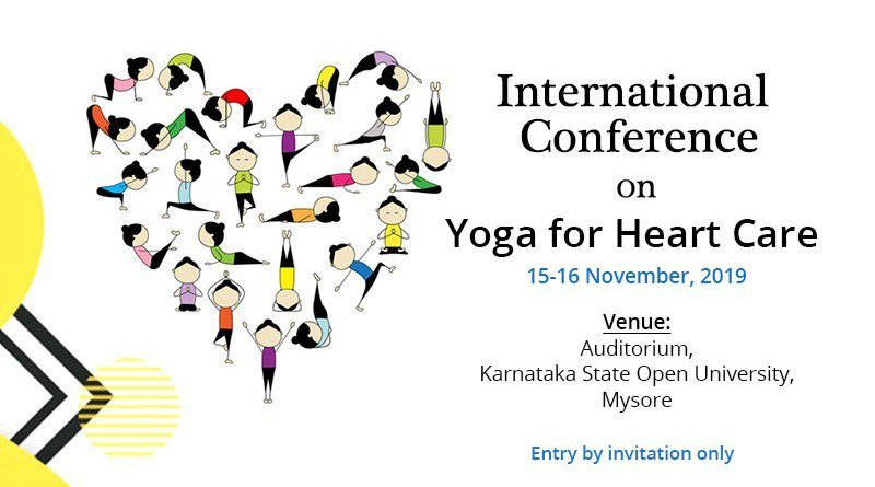 AYUSH to host international conference on Yoga for Heart care in Mysuru