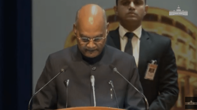 Constitution Day: President Kovind inaugurates celebrations at Supreme Court