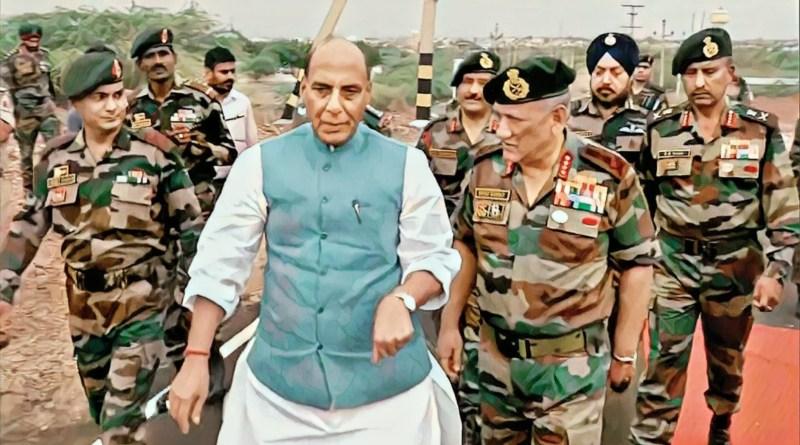 DefMin Rajnath Singh to be Chief Guest at Defence innovations (iDEX) conference
