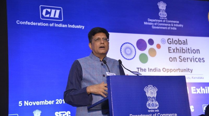 Commerce Min to inaugurate GES 2019 expo promoting esports, tourism, space & aviation tech