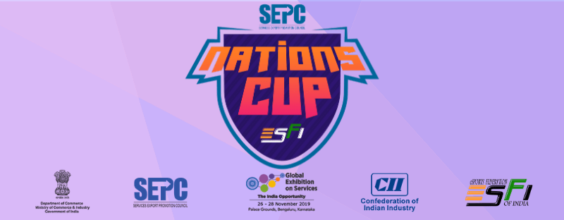 GES 2019: ESFI invites 11 countries for 'Nations Cup' International Esports Championship