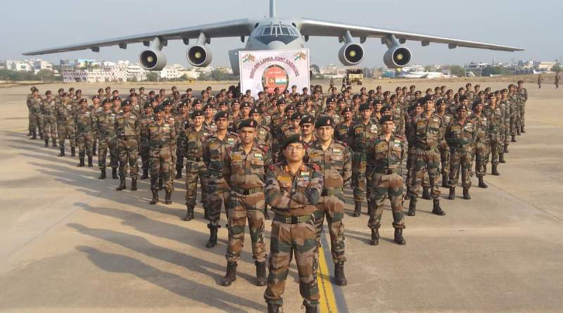 Indo-Sri Lankan joint Military Exercise 'Mitra Shakti 2019' to begin in Pune this week