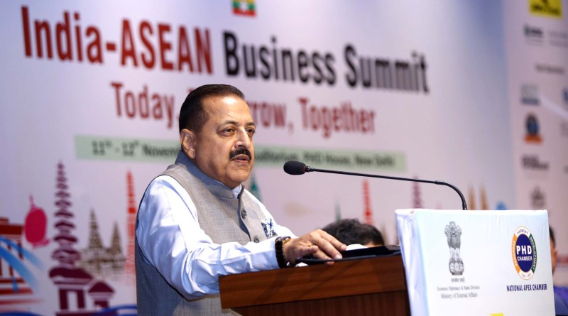 North East will pilot India's collaboration with ASEAN: Dr Jitendra Singh