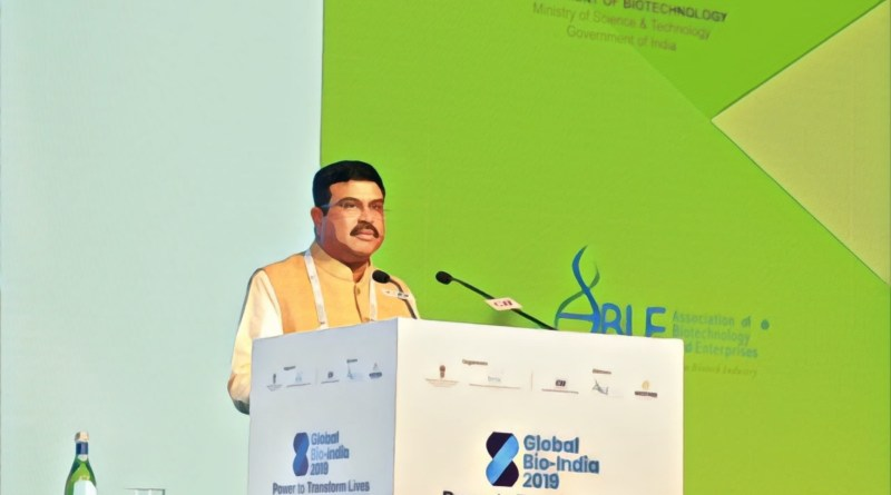 Petrol Min at Global Bio-India 2019: India has highest scope globally for growth of biofuels