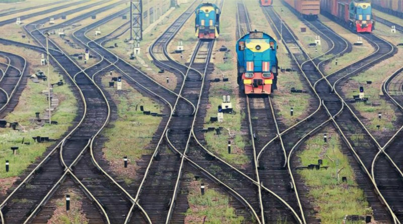 Railway Min 1,594 passenger trains get ISRO backed real-time GPS tracking system