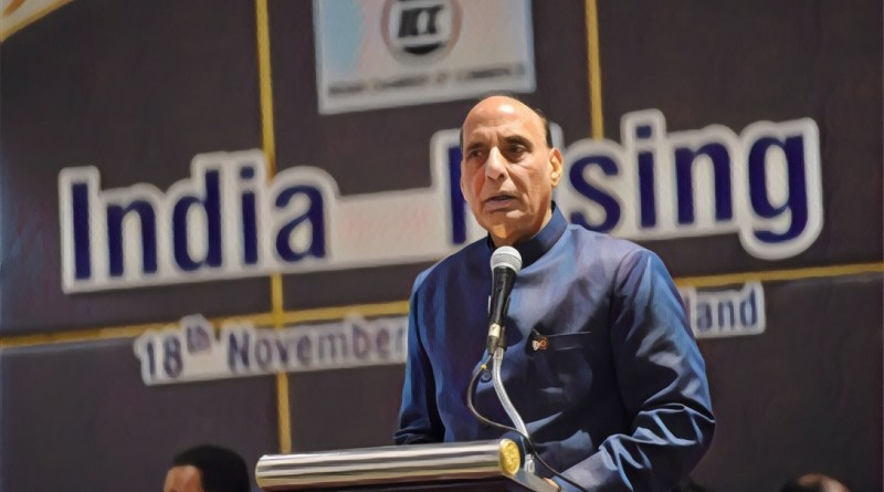 Rajnath: Govt committed to achieve $26bn Defence industry by 2025 with 'Make in India'