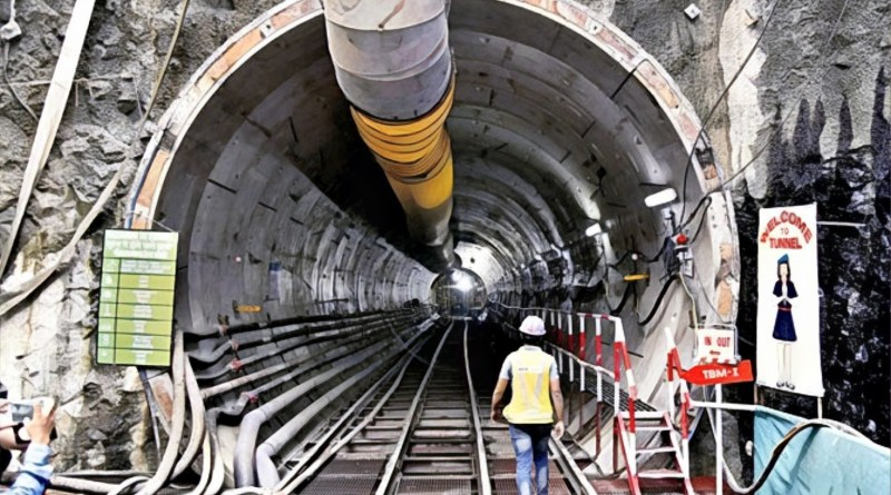 The Geology of Mumbai: A Journey Through Mumbai Metro Tunnels