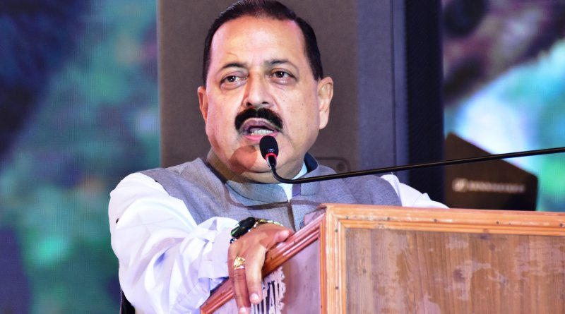 Union Min Jitendra Singh to inaugurate Conference on disaster mgmt, water resources in Jammu