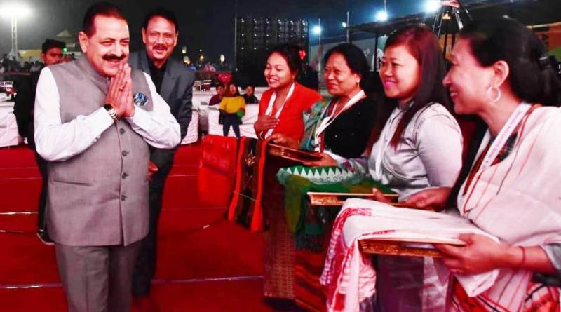 Union Min at Destination North East Festival: Lot to learn from NE for rest of India