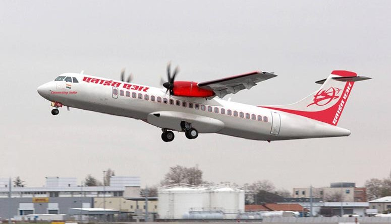 Alliance Air begins Guwahati to Dimapur to Imphal flights under UDAN-RCS, boost to North East