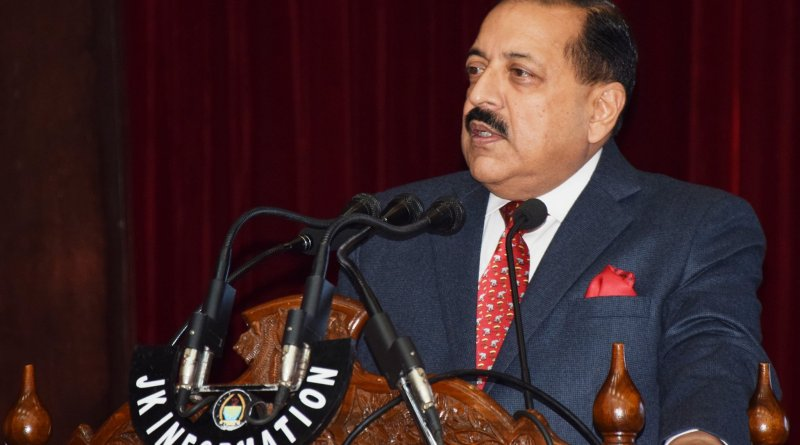 Article 370 gone forever: Jitendra Singh at 'Ek Bharat Shreshta Bharat' Conference in Jammu
