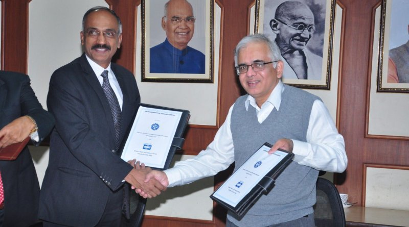 CSIR & BHEL sign MoU to push 'Make in India'; Water & sewage related tech to be first project