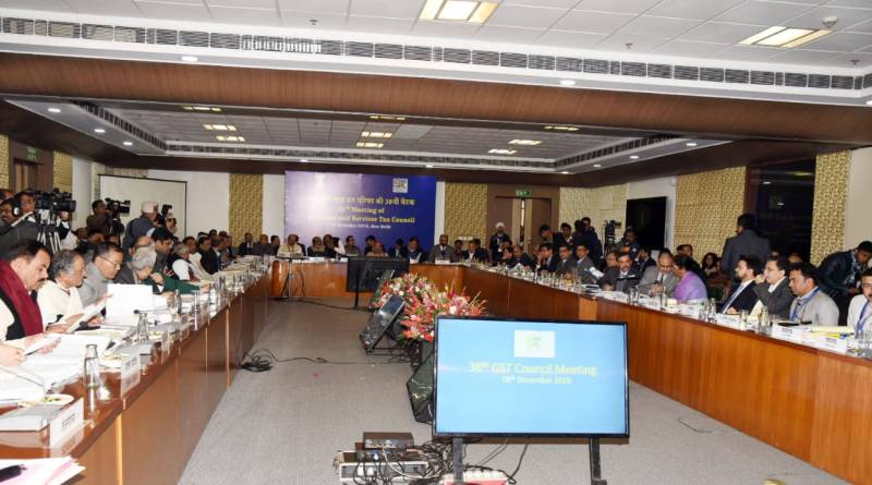 GST Council Meet shares revenue trends, makes policy & IT recommendations