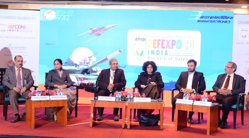 HAL & BEL organise roadshow urging startups, MSMEs to participate in DefExpo 2020