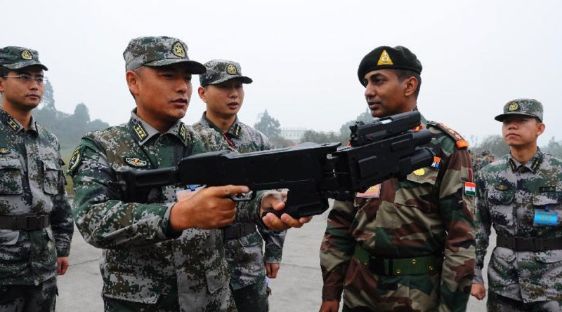 India-China joint Military Exercise 'Hand In Hand 2019' to begin in Meghalaya this week: Def Min