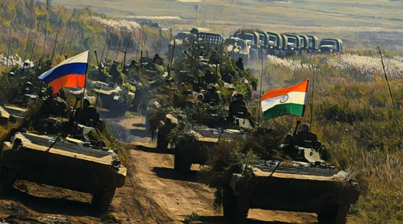 India Russia Joint Tri Services Exercise to begin from 10 Dec cover | Indus Dictum