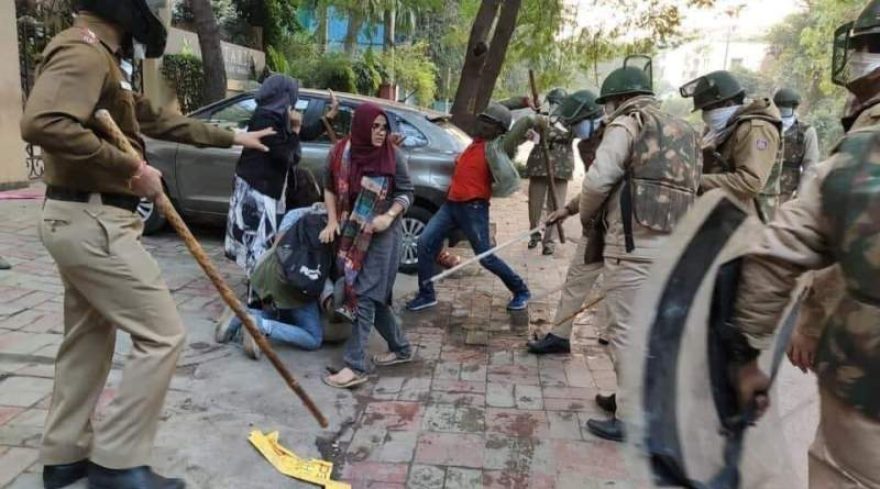 Image result for shaheen-bagh-violence-firing