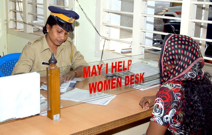 Rs 100 Cr sanctioned to Women Help Desks in police stations