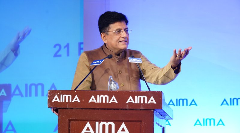 $5 tn economy goal achievable in 5 years, will make India a superpower: Piyush Goyal