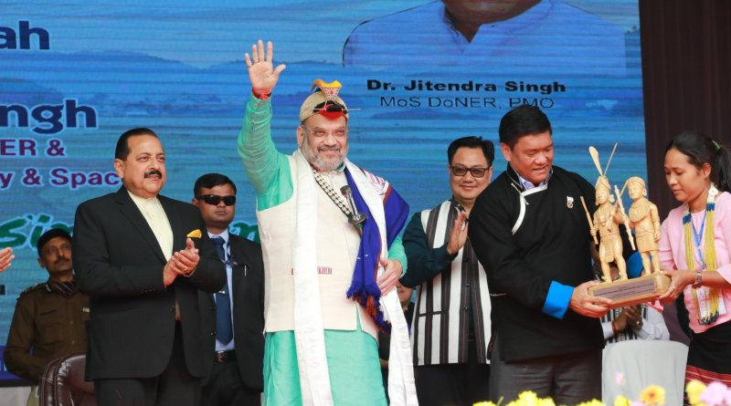 Article 371 will never be removed from North East Amit Shah cover