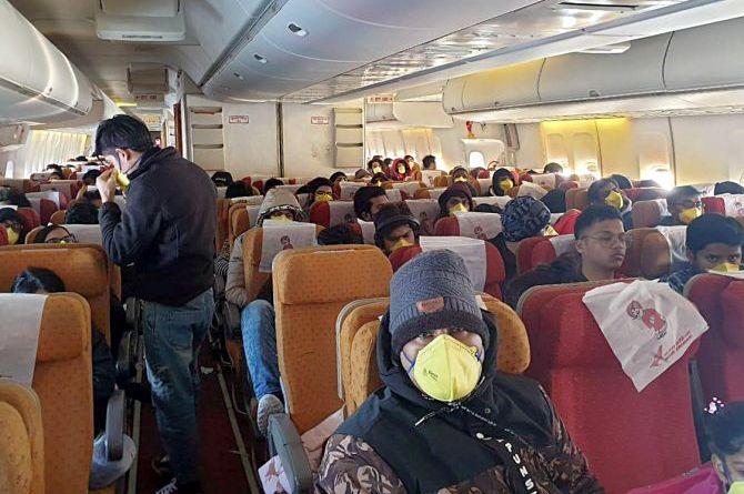Coronavirus Wuhan India flight with COVID 19 evacuees delayed by China will depart Feb 26   Indus Dictum