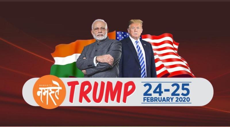 DD gears up for global coverage of US President Trump, Melania's India visit