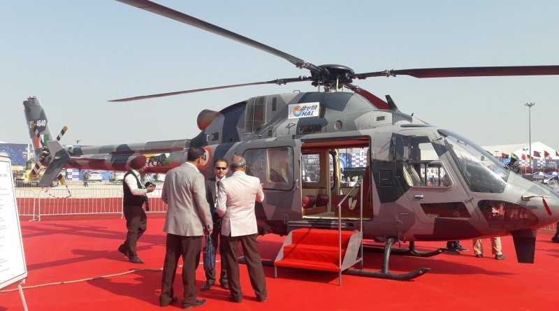 DefExpo 2020 HAL gets IOC for Light Utility Heli, BDL launches anti-tank missile, anti-sub torpedo