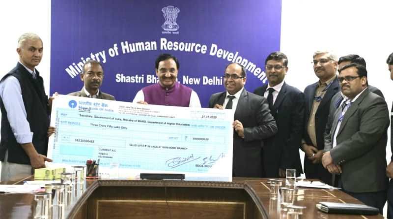 EdCIL reports Rs 317 Cr turnover, Rs 9 Cr dividends in FY19; Will execute MHRD's 'Study in India'