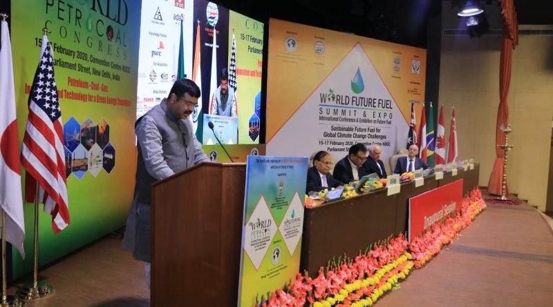 Future of India's energy sector will be driven by new technology and business models Dharmendra Pradhan
