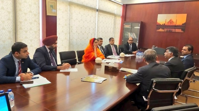 Gulfood 2020: FPI Minister Badal invites UAE biz to invest in India, visit Delhi organic food fest