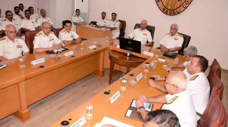 Indian Navy reviews refit of ships & submarines, infrastructure buildup: Defence Ministry