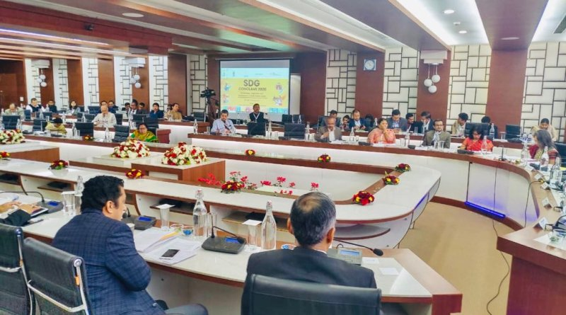North East SDG Conclave ends with infra, entrepreneurship, connectivity sessions
