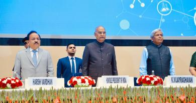 Prez Kovind presents Nat'l Science Day awards, Sci-tech Minister Vardhan talks gender parity