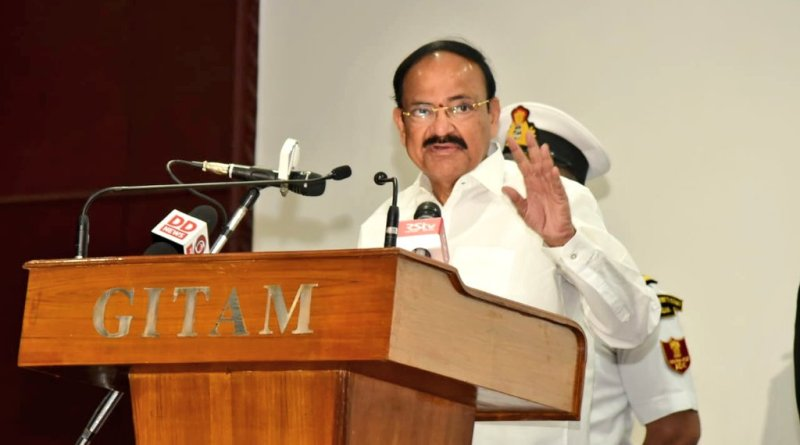 Respect the mandate of the people VP Naidu on CAA