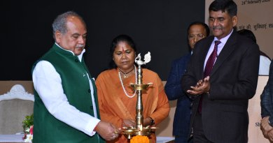 Rurban Mission (SPMRM) embodies spirit of Indian culture & tradition: Union Minister Tomar