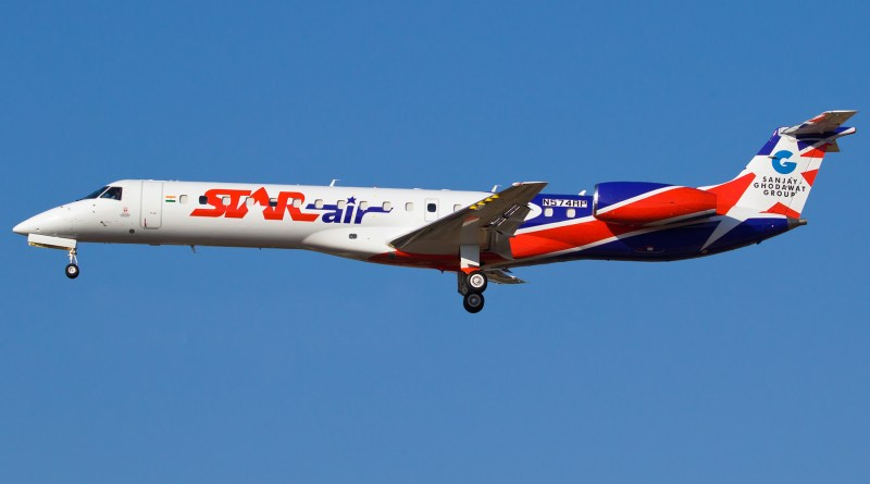Star Air to begin Indore-Kishangarh flight route under UDAN scheme