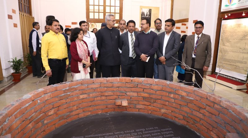 Jallianwala Bagh Exhibit opens on 130th Foundation Day of Nat'l Archives of India, Delhi