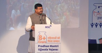 PMUY catalyzes women empowerment, LPG coverage increased to 97%: Dharmendra Pradhan
