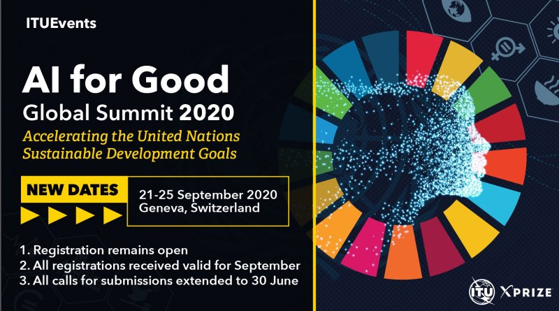 UN plans AI for Good Summit in Sep 2020 for tech led solutions to global problems | Indus Dictum