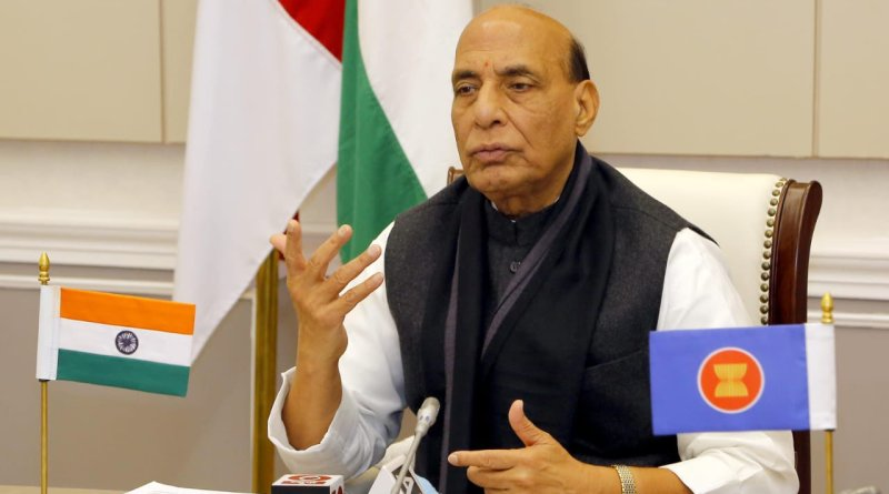Defence Minister Rajnath Singh attends 14th ADMM Plus | indusdictum