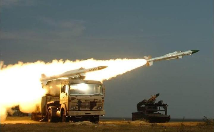 Cabinet approves 96% indigenously produced Akash missile