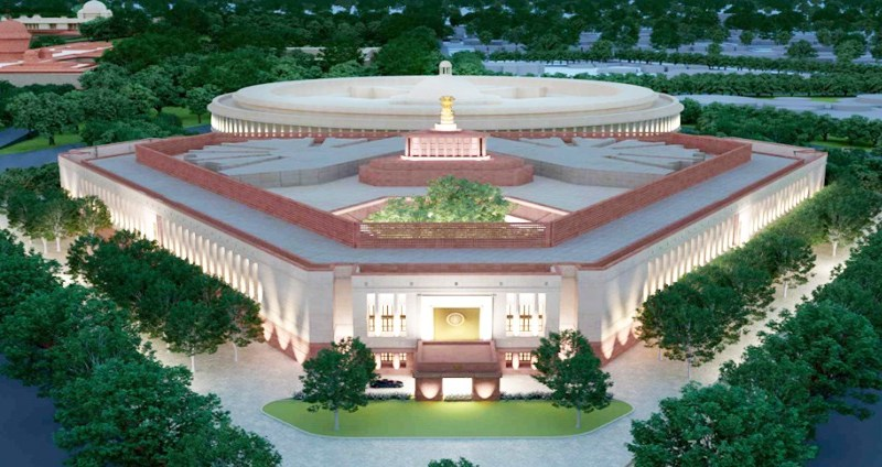 Delhi: PM Modi to lay foundation stone of new 'state-of-the-art' Parliament building today