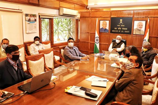 Ministry of Jal Shakti reviews National Hydrology Project | indusdictum