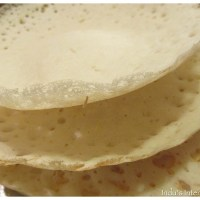 Fluffy Rice Pancakes (Vella Appam)