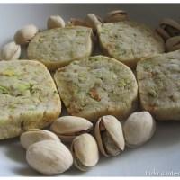 Perfectly Pleasing Pistachio Cookies (Pista Naankhatai)